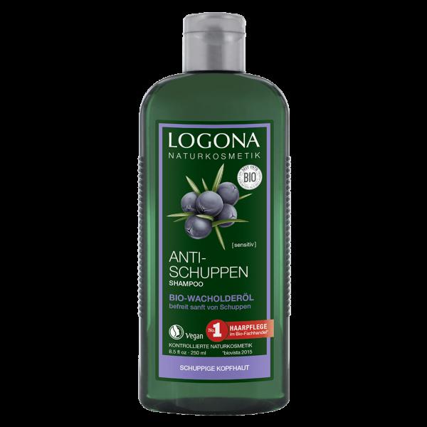 Logona Anti-Schuppen Shampoo Wacholder, 250ml