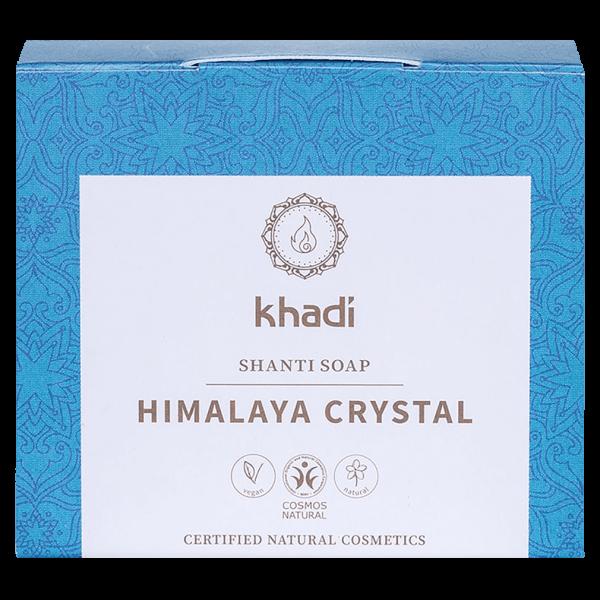 Khadi Shanti Soap Naturseife für Körper, Geist & Seele