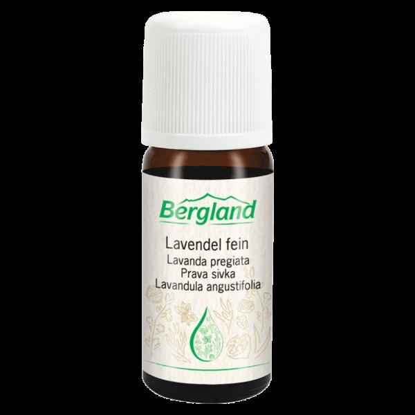 Bergland Lavendel Öl