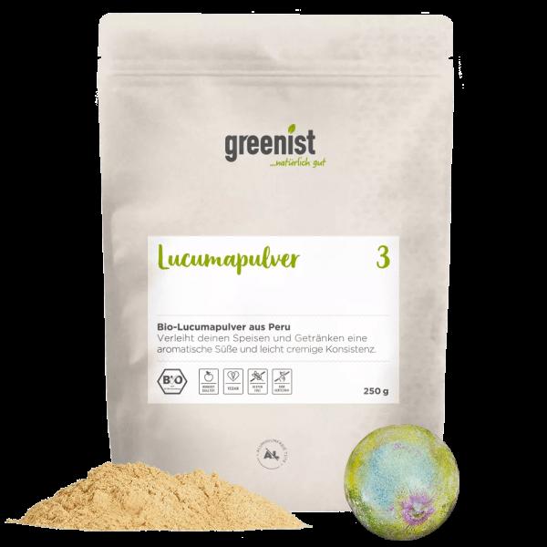 greenist Bio Lucuma Pulver