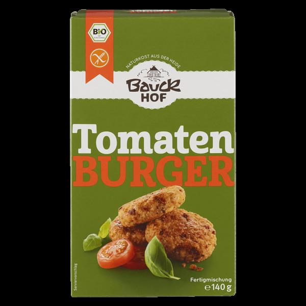 Bauckhof Bio Tomaten-Basilikum-Burger