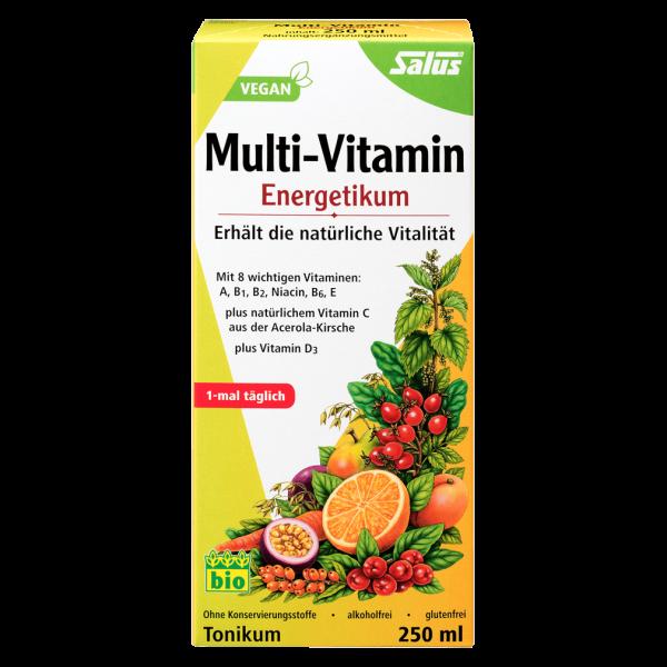 Bio Multi-Vitamin-Energetikum, Tonikum
