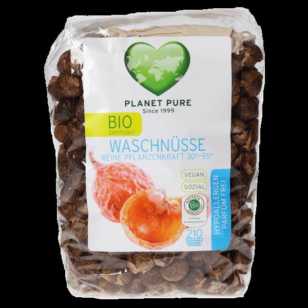 Planet Pure Waschnüsse Hypoallergen, 350 gr