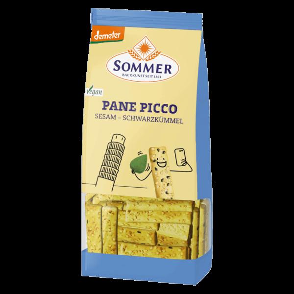 Sommer Bio Pane Picco Sesam-Schwarzkümmel