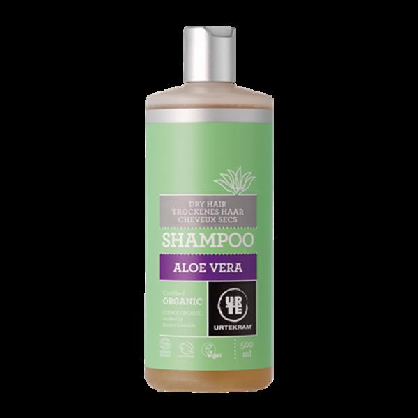 Aloe Vera Shampoo für trockenes Haar, 500ml