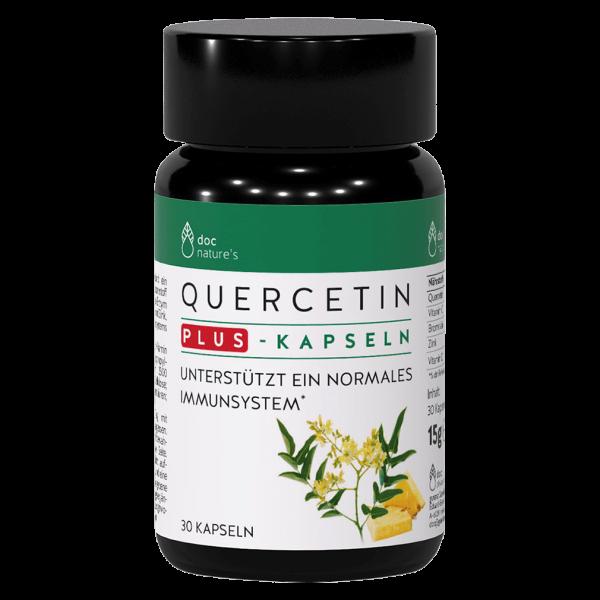 doc phytolabor Quercetin Plus Kapseln