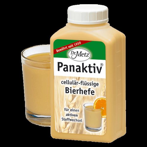 Dr. Metz Panaktiv® cellulär-flüssige Bierhefe