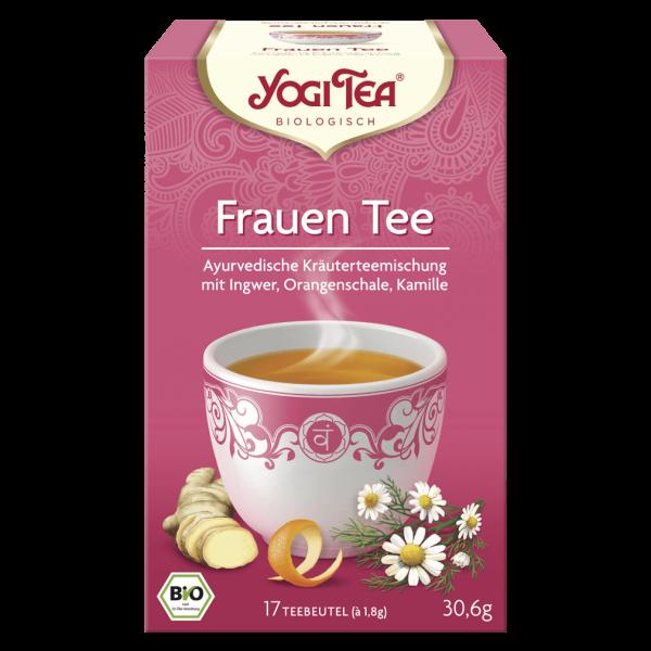 Yogi Tea Bio Frauen Tee