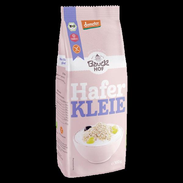 Bauckhof  Bio Haferkleie glutenfrei