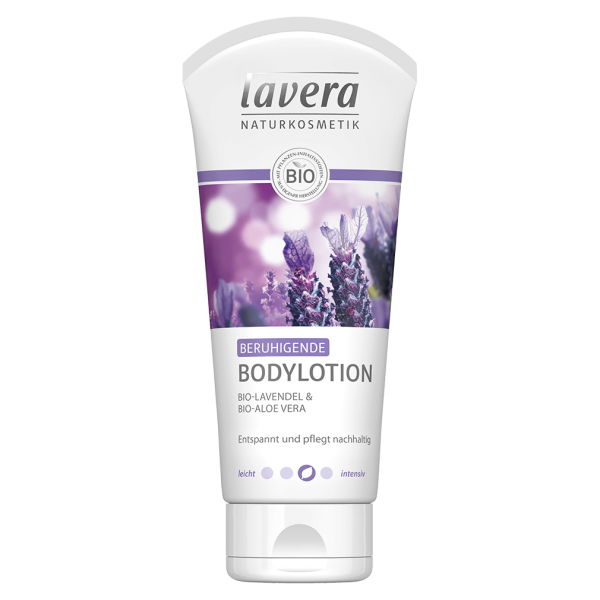 Lavera Naturkosmetik Beruhigende Bodylotion Lavendel & Aloe Vera
