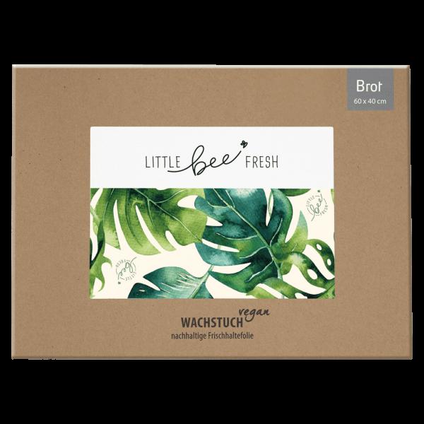 Little Bee Fresh Veganes Wachstuch Brot