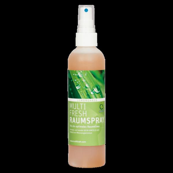 Multikraft Multi Fresh Raumspray Lemongrass