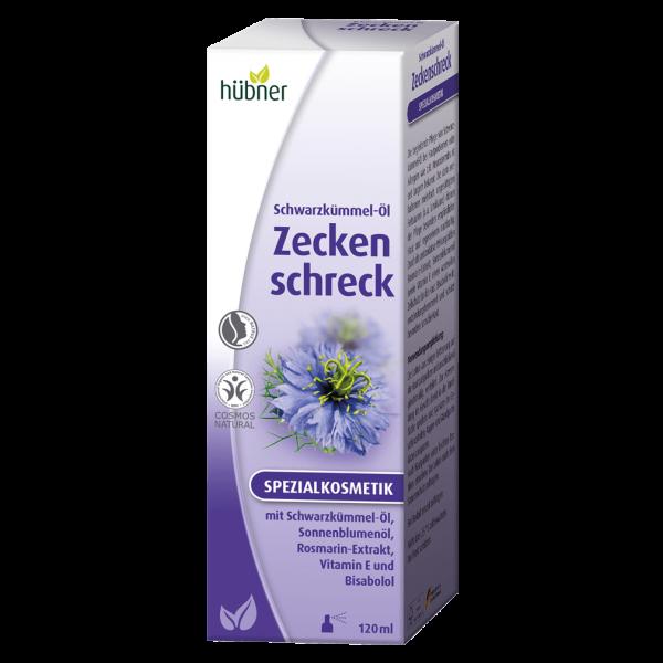 Hübner Schwarzkümmel-Öl Zeckenschreck