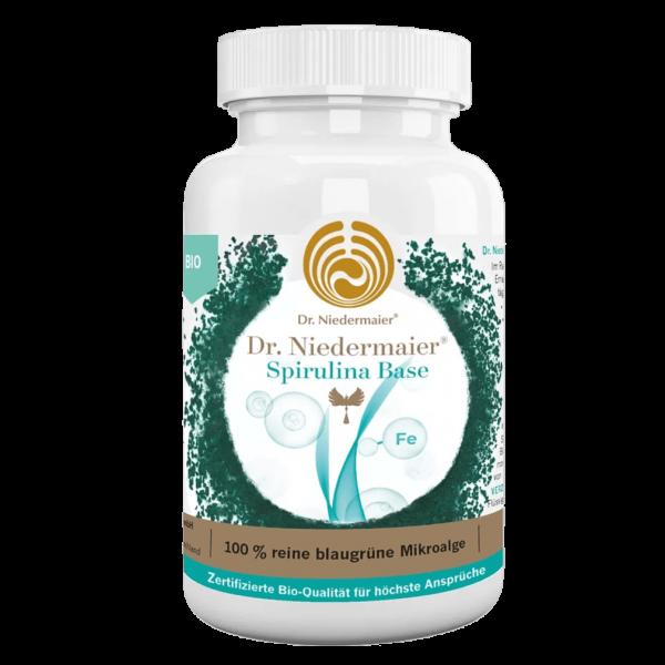 Dr. Niedermaier Bio Spirulina Base Granulat