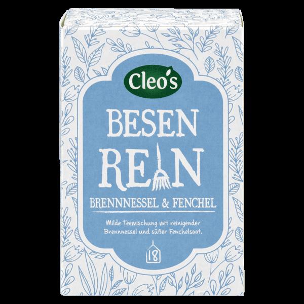 Cleo's Bio Besen Rein Tee