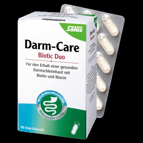 Salus Darm-Care Biotic Duo, 90 Kapseln