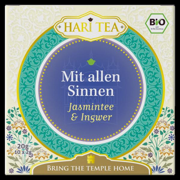 Hari Tea Bio Jasmintee & Ingwer