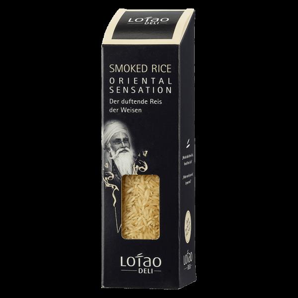 Lotao Bio Geräucherter Reis, Oriental Sensation