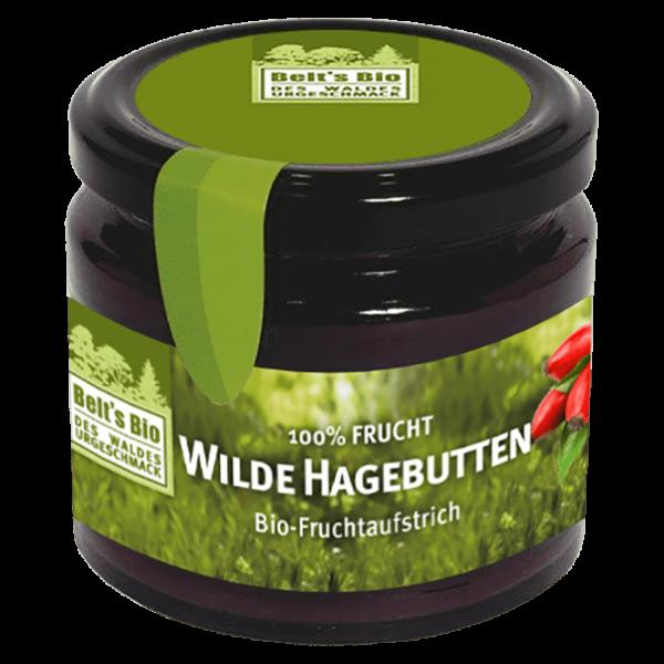 Belt's Bioprodukte Bio Fruchtaufstrich Wilde Hagebutten