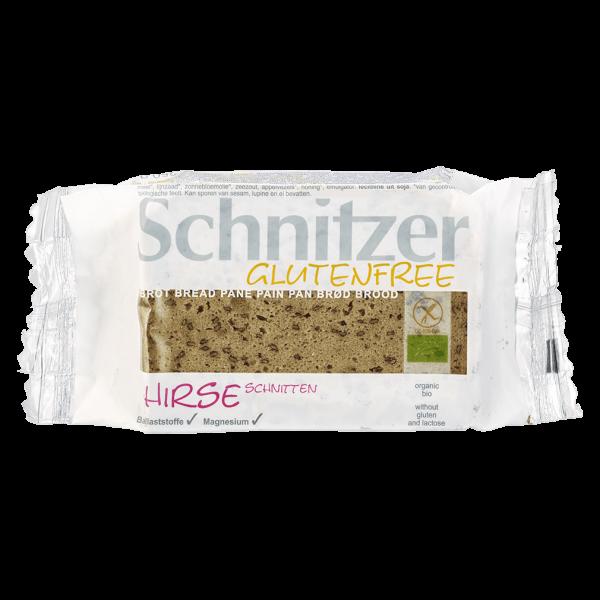 Schnitzer Bio Hirse Schnitten