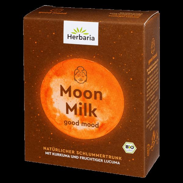 Herbaria Bio Moon Milk Good Mood