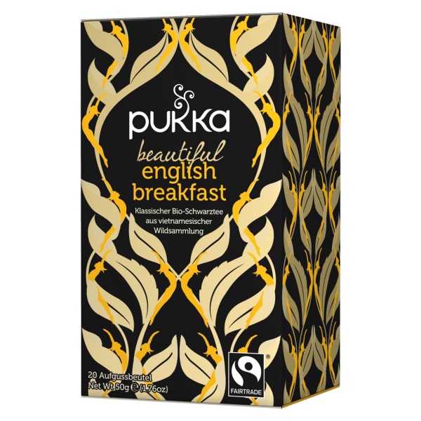 Pukka Bio English Breakfast Tee