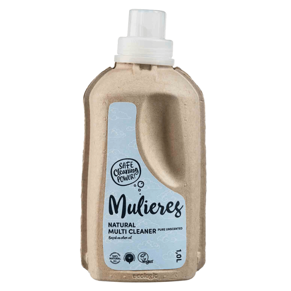 Mulieres Natural Multi Cleaner, 1L