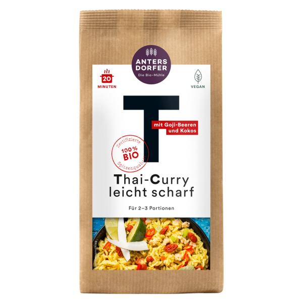 Antersdorfer Bio Thai-Curry leicht scharf