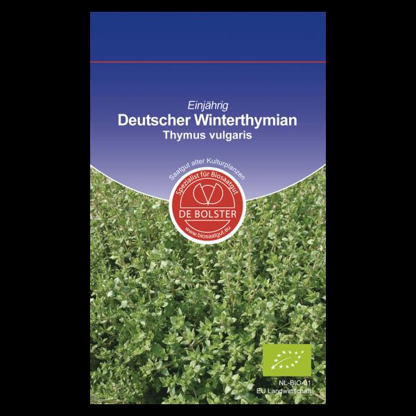 DE Bolster Bio Deutscher Winterthymian