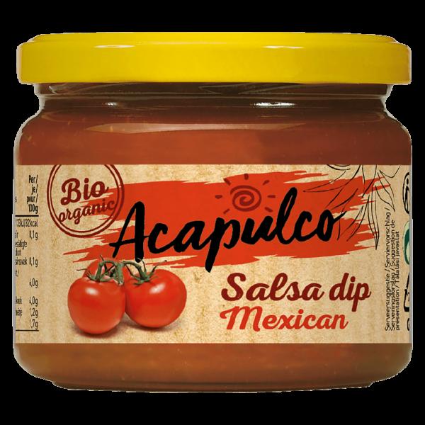 Acapulco Bio Mexican Salsa Dip