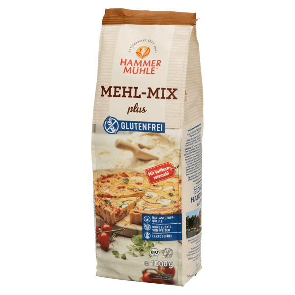 Hammer Mühle Bio Mehl-Mix plus
