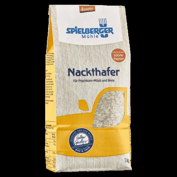 Spielberger Bio Nackthafer