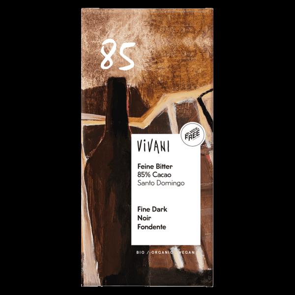 Vivani Bio Feine Bitter 85% Cacao