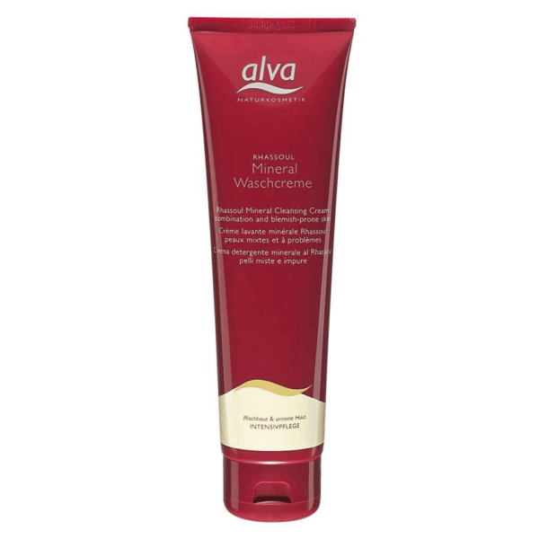 alva Rhassoul Mineral Waschcreme, 150ml