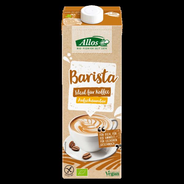 Allos Bio Soja Barista Drink