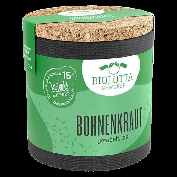 BIOLOTTA Bio Bohnenkraut gerebelt