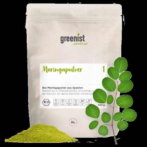 greenist Bio Moringapulver