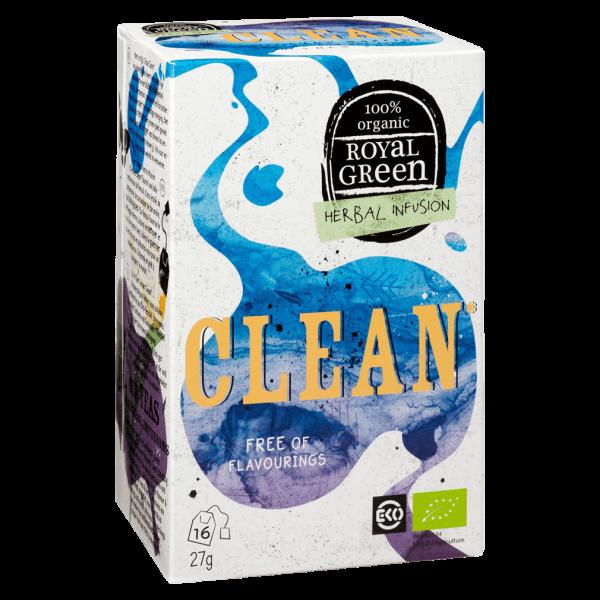 Royal Green Bio Clean Kräutertee