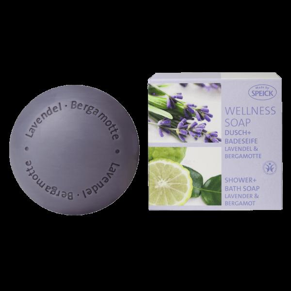 Speick Wellness Soap Lavendel & Bergamotte